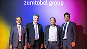 Congratulations to 40 years of loyalty to the Zumtobel Group.