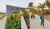 Butaro Hospital: Winner in the Built Environment category at Zumtobel Group Award 2012