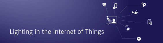 Lighting in the Internet of Things (IoT)