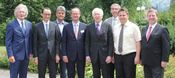 New elected Supervisory Board of Zumtobel Group AG | Annual Meeting 24.7.2015